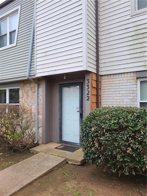 3322 NW 112th Terrace, Oklahoma City, OK 73120 (MLS #953941) :: Homestead & Co
