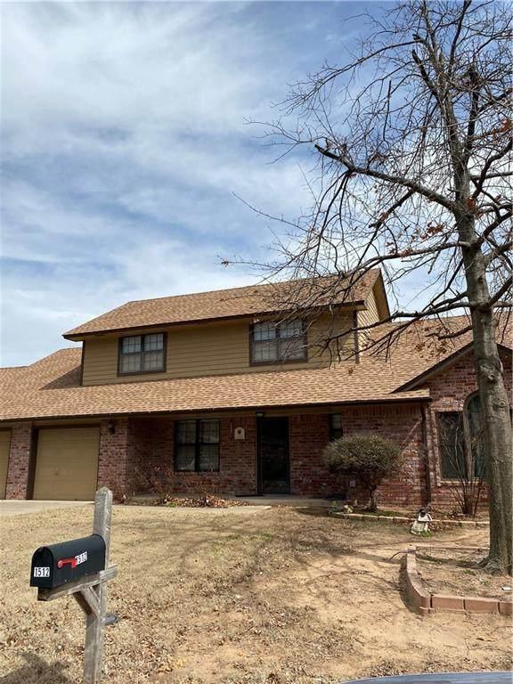 1512 Brown Oaks Drive, Oklahoma City, OK 73127 (MLS #953952) :: Homestead & Co