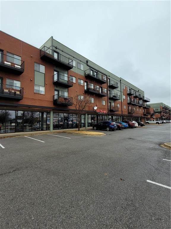 1320 SE 12th Avenue #2209, Norman, OK 73071 (MLS #954068) :: Erhardt Group at Keller Williams Mulinix OKC
