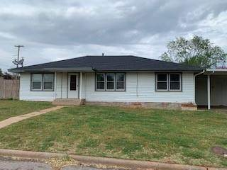 501 E Arlington Avenue, Weatherford, OK 73096 (MLS #954094) :: Homestead & Co