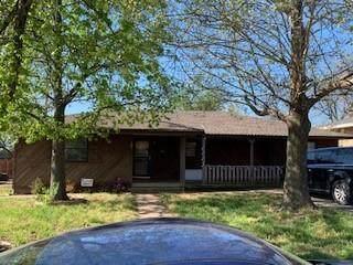 608 E Oklahoma Avenue, Weatherford, OK 73096 (MLS #954121) :: Keller Williams Realty Elite