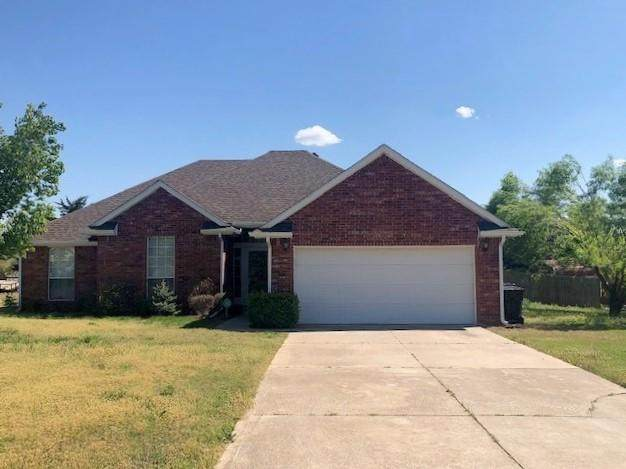 2449 County Road 1199, Blanchard, OK 73010 (MLS #954148) :: Homestead & Co