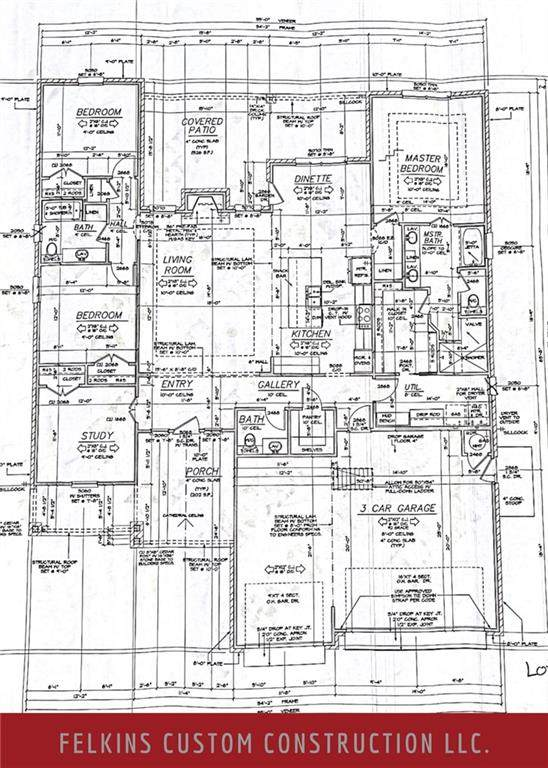 2383 County Road 1262, Blanchard, OK 73010 (MLS #954215) :: Maven Real Estate