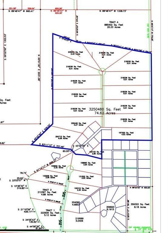 Triple X/Hwy 105 74.62 Acres, Meridian, OK 73058 (MLS #954387) :: Erhardt Group at Keller Williams Mulinix OKC