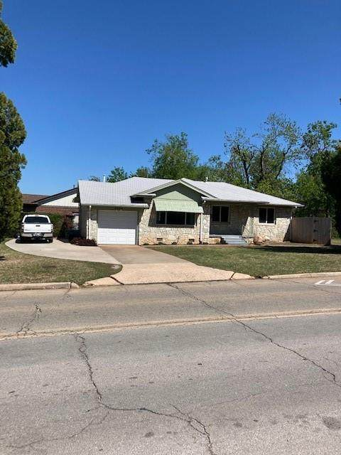 5020 N Walker Avenue, Oklahoma City, OK 73118 (MLS #954975) :: Keller Williams Realty Elite