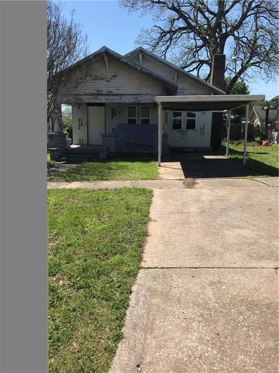 605 E Moses Street, Cushing, OK 74023 (MLS #955096) :: KG Realty