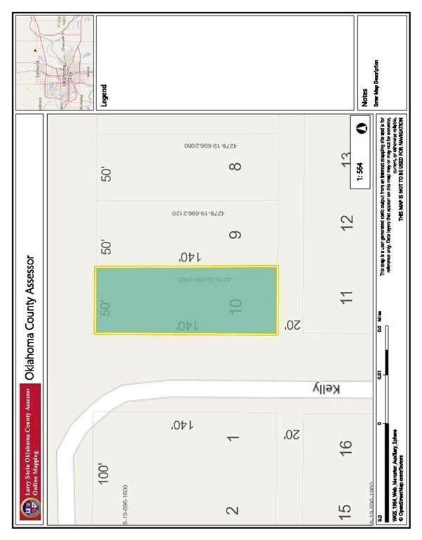 Keeley And 8th Drive, Arcadia, OK 73007 (MLS #955288) :: Maven Real Estate