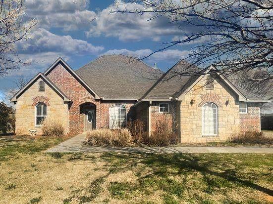 113 Riverview Drive, Clinton, OK 73601 (MLS #955856) :: Maven Real Estate