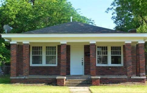 1628 NW 18th Street, Oklahoma City, OK 73106 (MLS #955941) :: KG Realty
