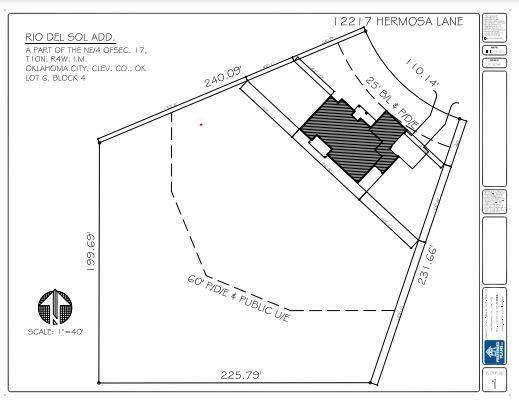 12217 Hermosa Lane, Oklahoma City, OK 73173 (MLS #956017) :: KG Realty