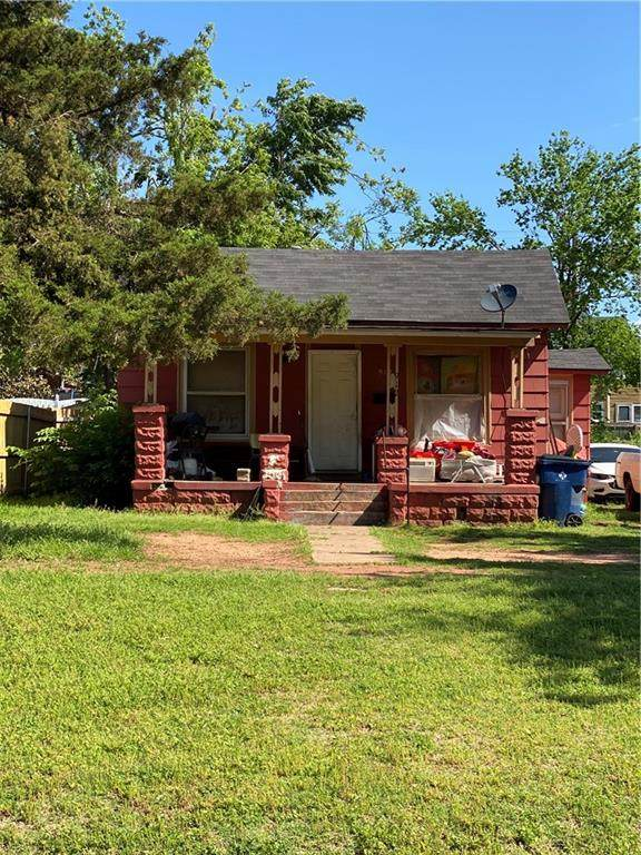 912 E Vilas Avenue, Guthrie, OK 73044 (MLS #956581) :: KG Realty