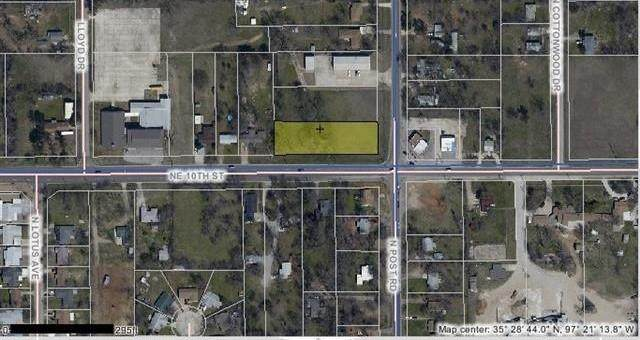 1101 N Post Road, Midwest City, OK 73130 (MLS #957065) :: Keller Williams Realty Elite