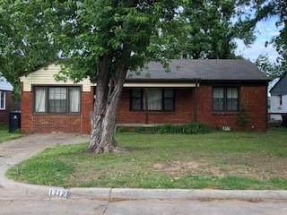 1712 N Manor Drive, Oklahoma City, OK 73107 (MLS #957102) :: Homestead & Co