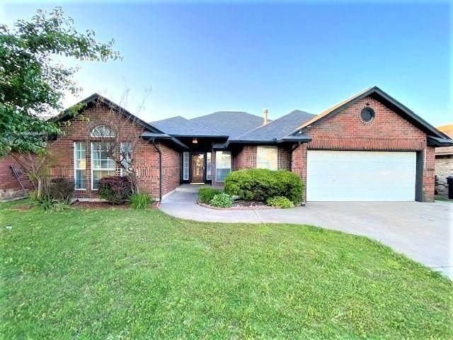 5609 SE 82nd Street, Oklahoma City, OK 73135 (MLS #957280) :: Homestead & Co