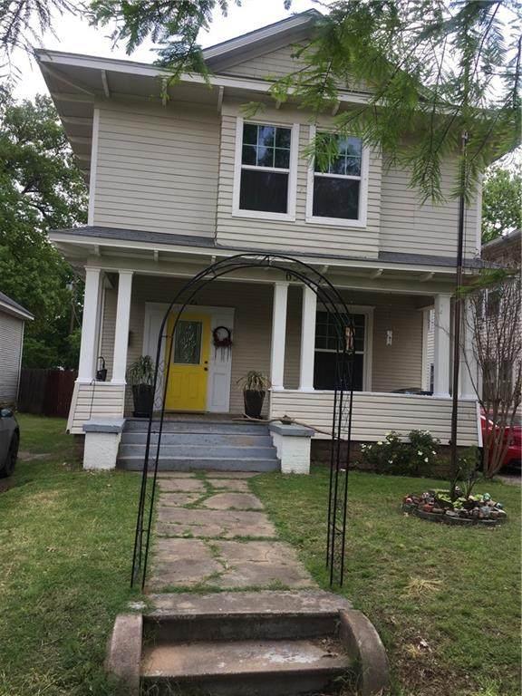 637 N Market Avenue, Shawnee, OK 74801 (MLS #957554) :: Keller Williams Realty Elite