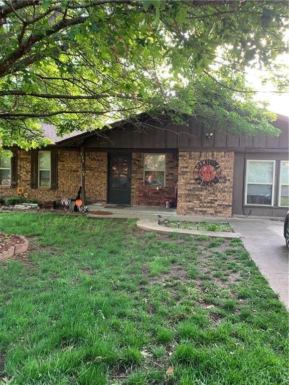 435 N 1st Street, Fort Cobb, OK 73038 (MLS #957869) :: Erhardt Group at Keller Williams Mulinix OKC