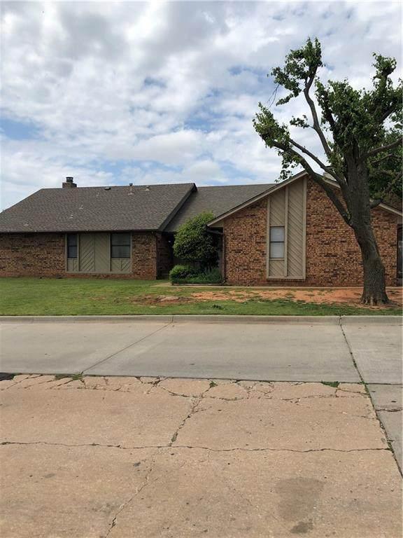 1509 Sequoyah Avenue, Moore, OK 73160 (MLS #958140) :: ClearPoint Realty