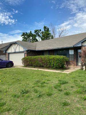 5513 Cloverlawn Drive, Oklahoma City, OK 73135 (MLS #959740) :: ClearPoint Realty