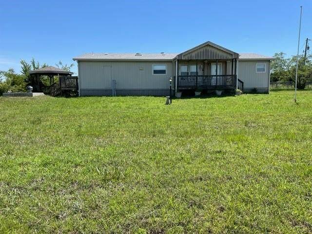 1222 N Oklahoma Street, Tryon, OK 74875 (MLS #960208) :: The UB Home Team at Whittington Realty