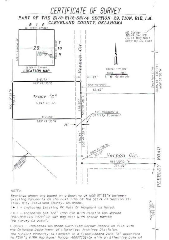 16101 Vernon Circle, Newalla, OK 74867 (MLS #960345) :: Homestead & Co