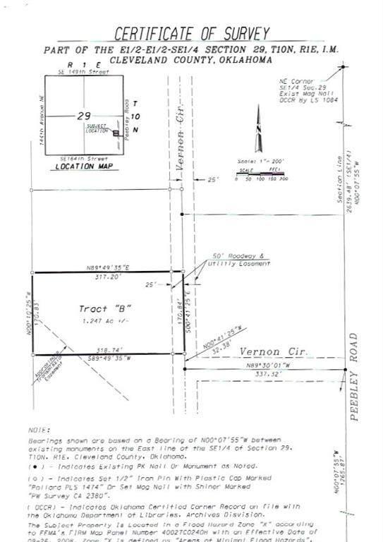 16133 Vernon Circle, Newalla, OK 74857 (MLS #960756) :: Homestead & Co