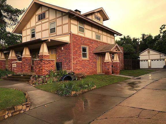 1434 NW 39th Street, Oklahoma City, OK 73118 (MLS #961088) :: The UB Home Team at Whittington Realty