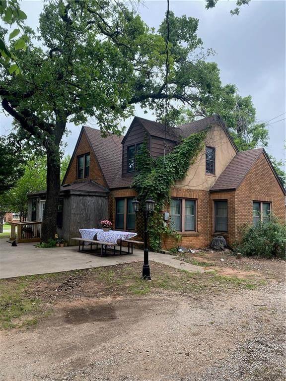 502 N Main, Blanchard, OK 73010 (MLS #961130) :: Homestead & Co