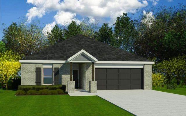 1450 Lakeview Drive, Edmond, OK 73034 (MLS #961206) :: The UB Home Team at Whittington Realty