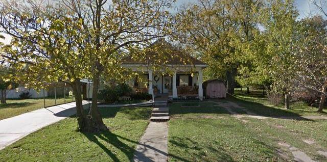 315 S 7th Street, Okemah, OK 74859 (MLS #961356) :: Keller Williams Realty Elite