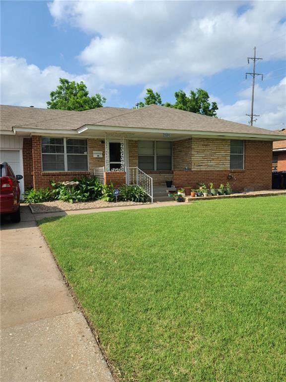 2105 SW 68th Street, Oklahoma City, OK 73159 (MLS #961393) :: Keller Williams Realty Elite