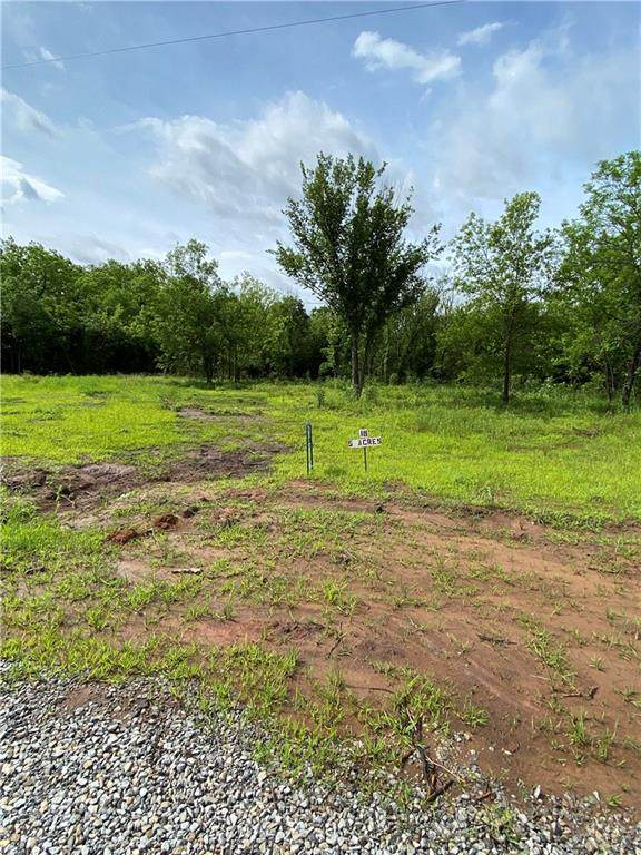 000 Cottage Drive, Shawnee, OK 74804 (MLS #961591) :: Homestead & Co