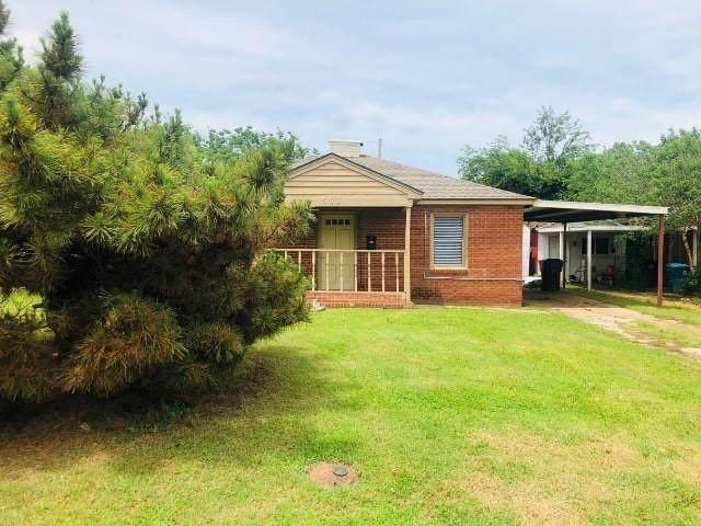 533 E Curtis Drive, Midwest City, OK 73110 (MLS #961663) :: Maven Real Estate