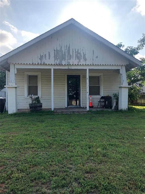 611 N Van Buren Avenue, Blanchard, OK 73010 (MLS #961817) :: Homestead & Co