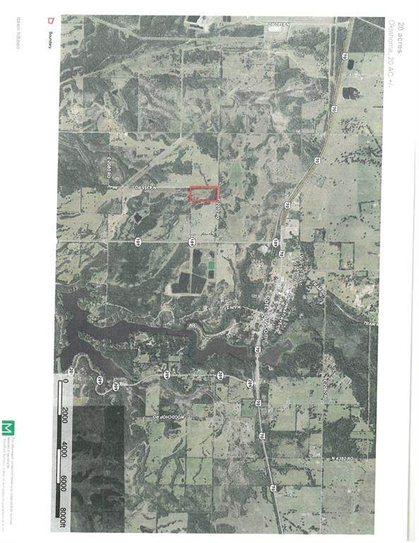 1 State Highway 109, Fort Towson, OK 74735 (MLS #962019) :: ClearPoint Realty