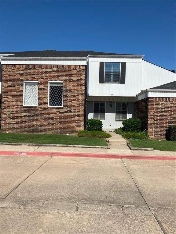 3003 River Oaks Drive #154, Norman, OK 73072 (MLS #962092) :: Maven Real Estate