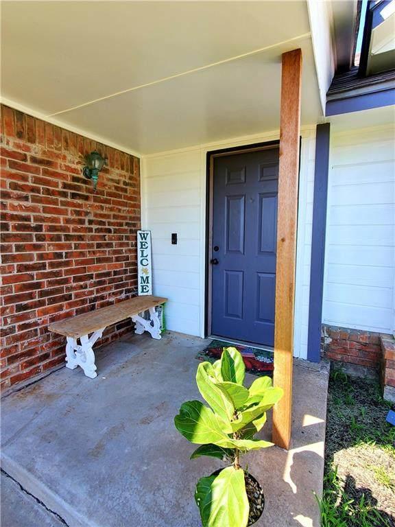 1604 Pennington Circle, Midwest City, OK 73130 (MLS #962505) :: The UB Home Team at Whittington Realty