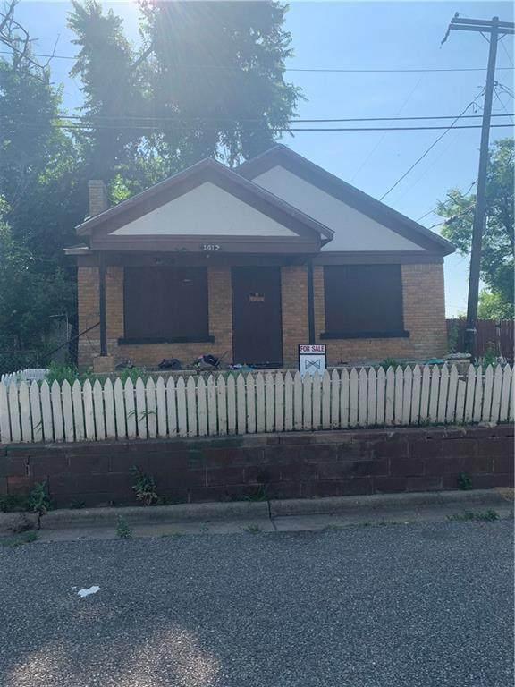 1412 N Virginia Avenue, Oklahoma City, OK 73106 (MLS #962573) :: ClearPoint Realty