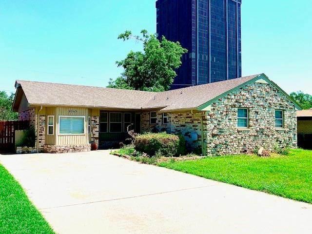 2065 Mattern Drive, Oklahoma City, OK 73118 (MLS #963168) :: The UB Home Team at Whittington Realty