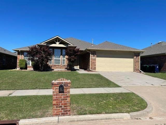 14117 Saw Mill Road, Oklahoma City, OK 73170 (MLS #963472) :: Homestead & Co