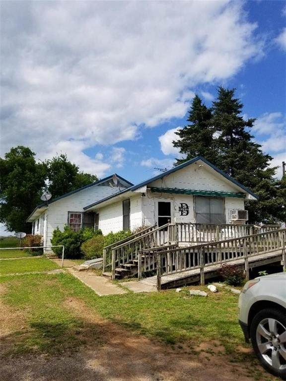 23095 E County Road 1630 Road, Elmore City, OK 73433 (MLS #963480) :: The UB Home Team at Whittington Realty
