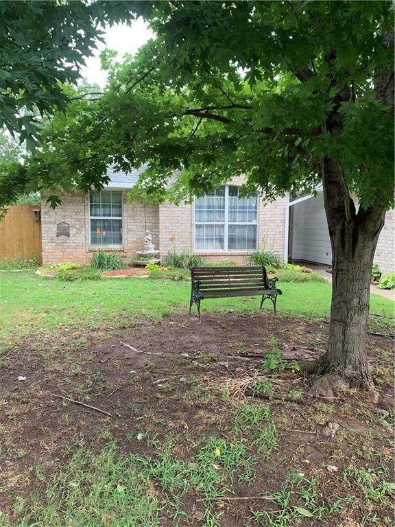 1408 Sun Drop Lane, Oklahoma City, OK 73128 (MLS #964367) :: The UB Home Team at Whittington Realty