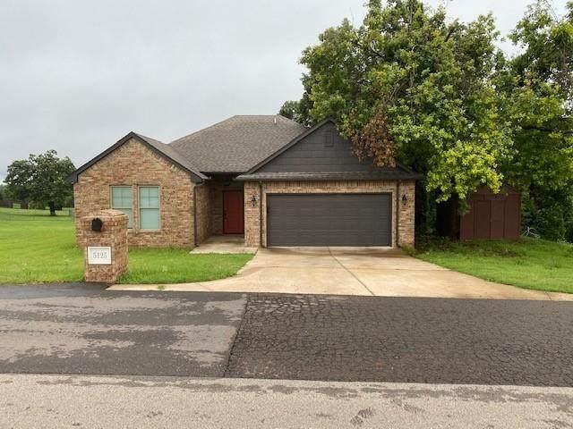 5125 Bluff View, Guthrie, OK 73044 (MLS #964939) :: Keller Williams Realty Elite