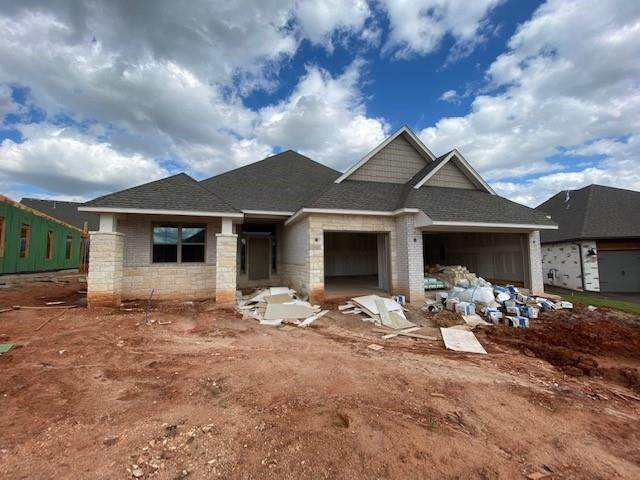15816 Langley Way, Edmond, OK 73013 (MLS #965549) :: Sold by Shanna- 525 Realty Group