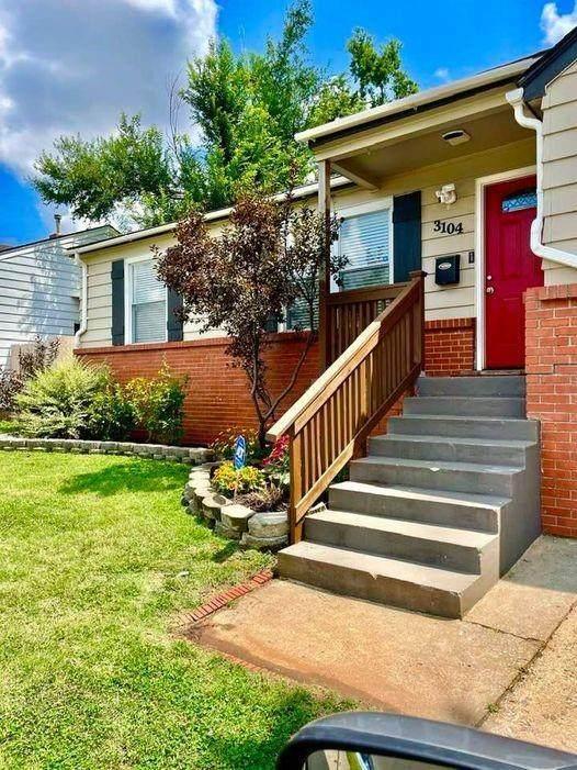 3104 NW 34th Street, Oklahoma City, OK 73112 (MLS #965978) :: Meraki Real Estate