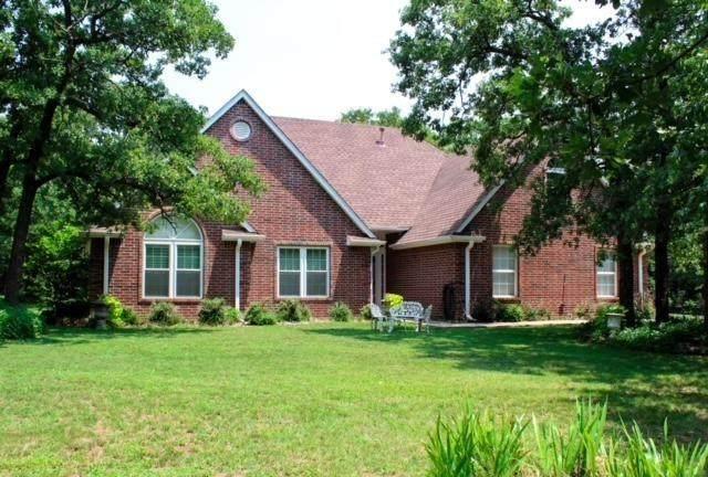 900898 S Oak Hill Drive, Chandler, OK 74834 (MLS #966947) :: Maven Real Estate