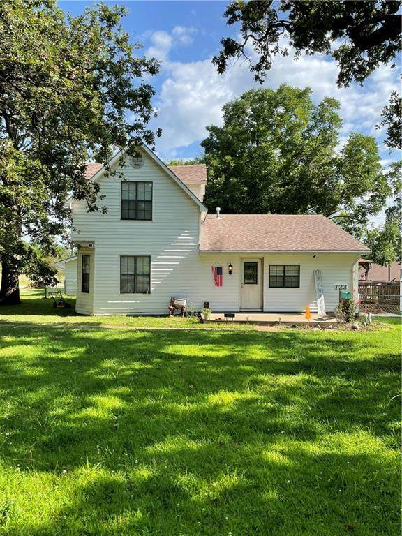 723 W Washington Street, Tecumseh, OK 74873 (MLS #967284) :: Meraki Real Estate