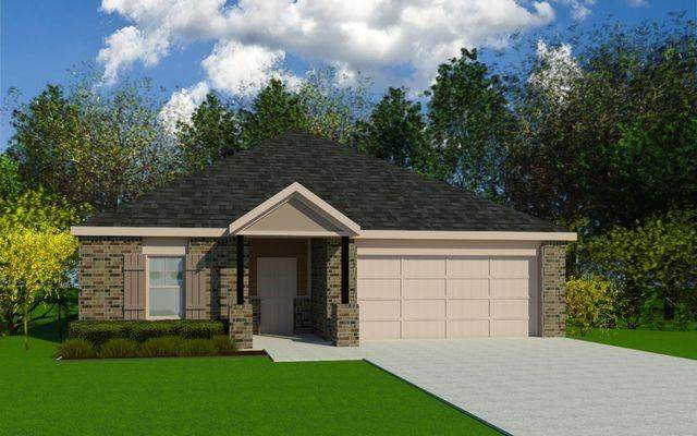 9016 NW 142nd Street, Yukon, OK 73099 (MLS #967287) :: Sold by Shanna- 525 Realty Group