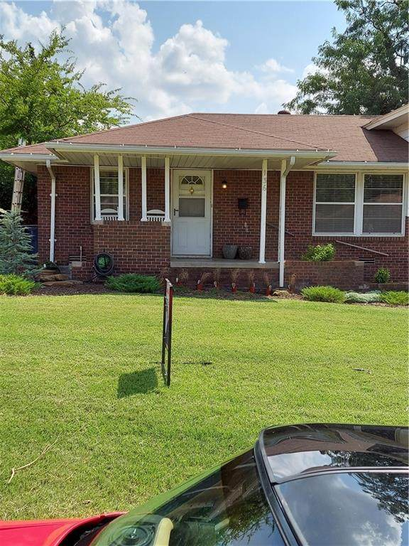 136 Leonard Lane, Midwest City, OK 73110 (MLS #967582) :: Meraki Real Estate