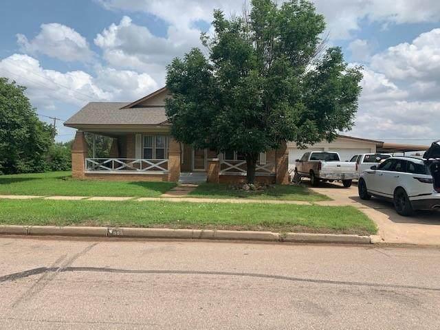 603 E Cavalry Street, Cordell, OK 73632 (MLS #967954) :: Homestead & Co