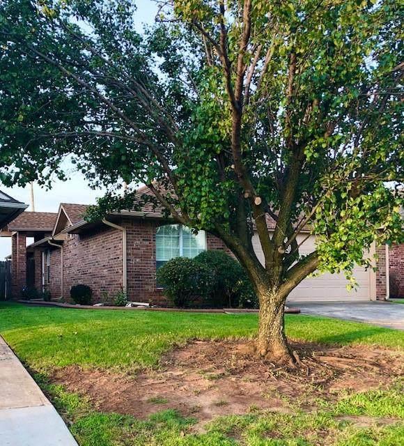 1312 NW 138th Street, Edmond, OK 73013 (MLS #968118) :: Homestead & Co